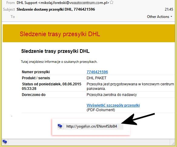 spam-z-wirusami-dhl