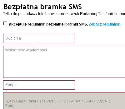 Cyfrowy Polsat także ma darmową bramkę SMS | PABLIK.pl