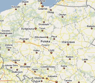 Mapy Google Wreszcie Po Polsku Pablik Pl Dziennik