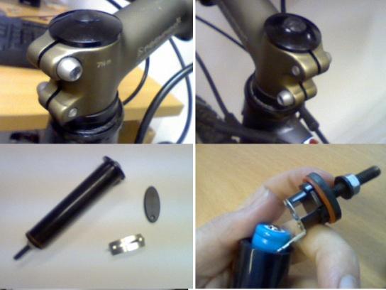spybike - lokalizatro gps gsm do roweru
