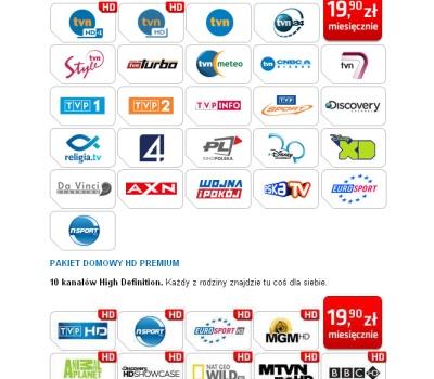 telewizja wszystkie kanały